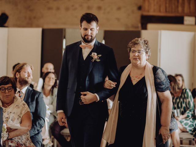 Le mariage de Sylvain et Charline à Faverolles, Eure-et-Loir 41