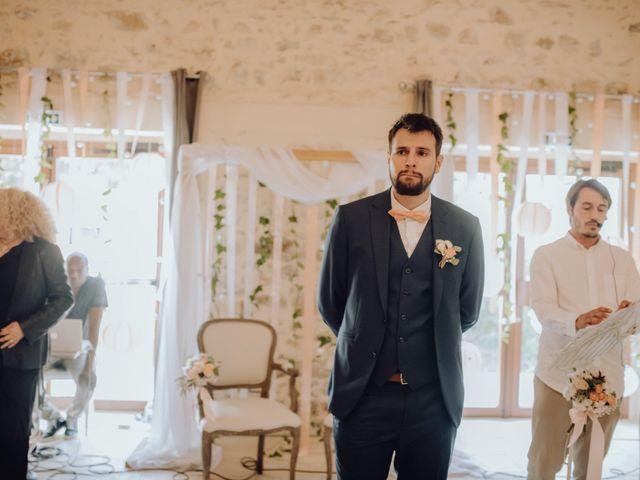 Le mariage de Sylvain et Charline à Faverolles, Eure-et-Loir 45