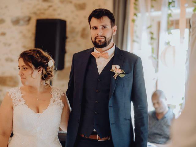 Le mariage de Sylvain et Charline à Faverolles, Eure-et-Loir 56