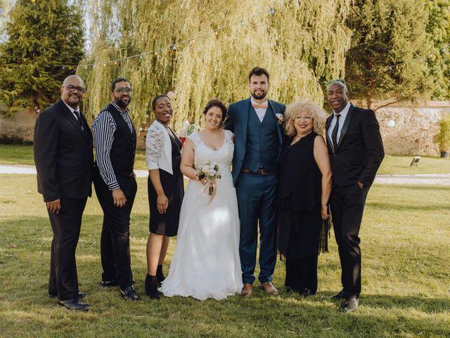Le mariage de Sylvain et Charline à Faverolles, Eure-et-Loir 61