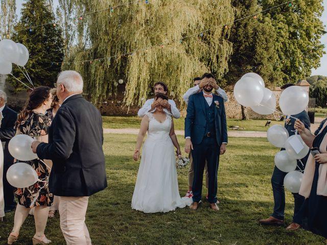 Le mariage de Sylvain et Charline à Faverolles, Eure-et-Loir 62