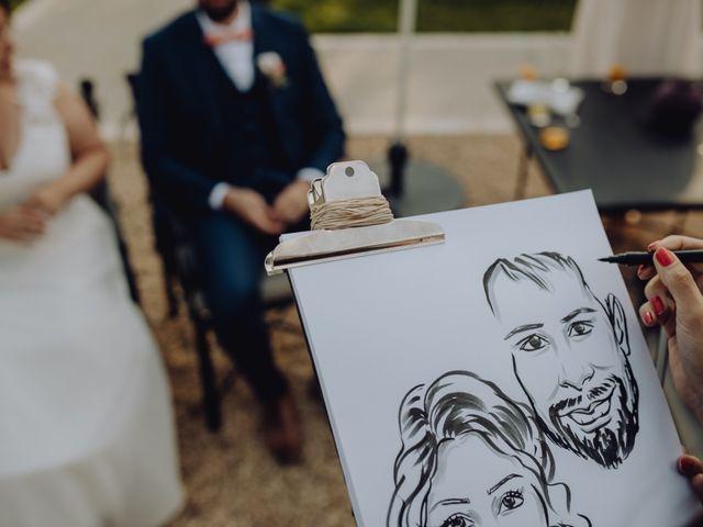 Le mariage de Sylvain et Charline à Faverolles, Eure-et-Loir 68