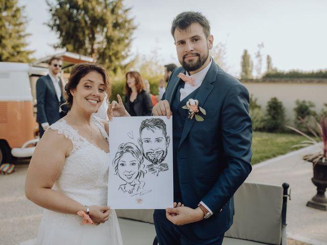 Le mariage de Sylvain et Charline à Faverolles, Eure-et-Loir 69