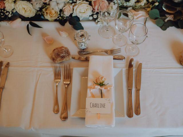 Le mariage de Sylvain et Charline à Faverolles, Eure-et-Loir 74