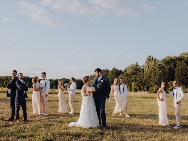 Le mariage de Sylvain et Charline à Faverolles, Eure-et-Loir 82