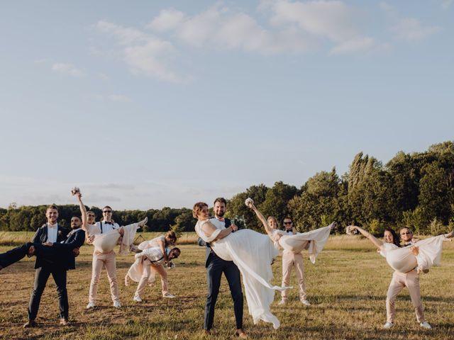 Le mariage de Sylvain et Charline à Faverolles, Eure-et-Loir 83