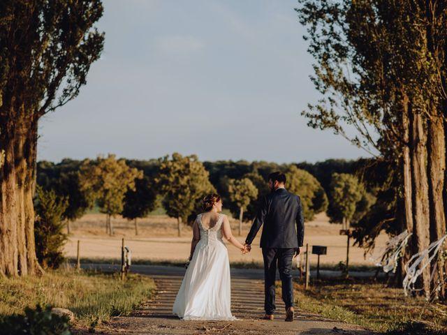 Le mariage de Sylvain et Charline à Faverolles, Eure-et-Loir 89