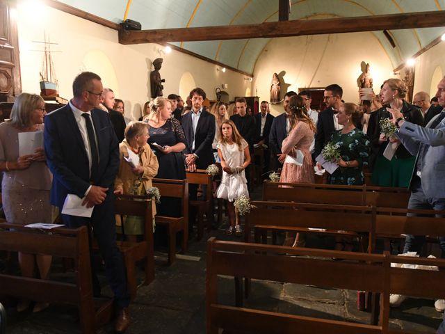 Le mariage de Ewen et Marine à Ploubazlanec, Côtes d'Armor 21