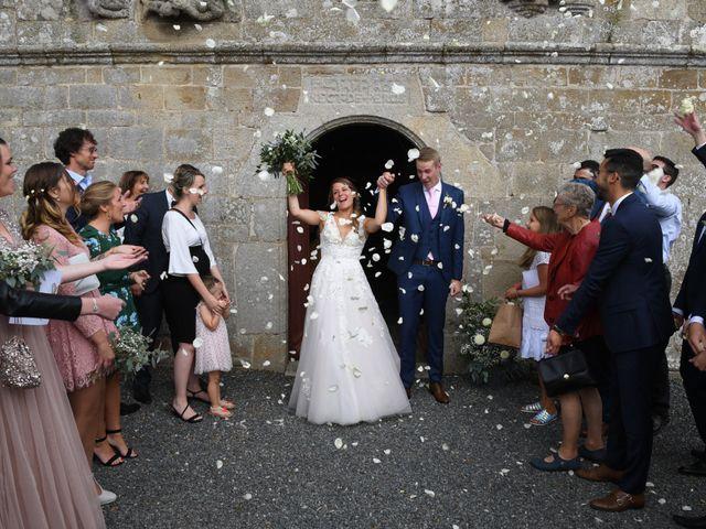 Le mariage de Ewen et Marine à Ploubazlanec, Côtes d'Armor 27