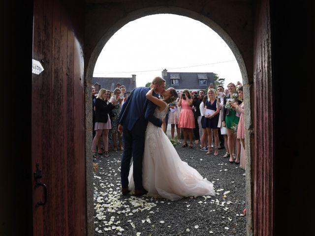 Le mariage de Marine et Ewen