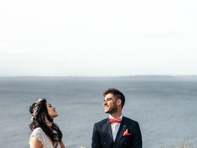 Le mariage de Cécilia et yann