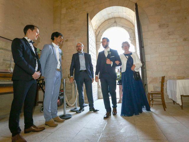 Le mariage de Thibaut et Mathilde à Vaux-sur-Mer, Charente Maritime 19