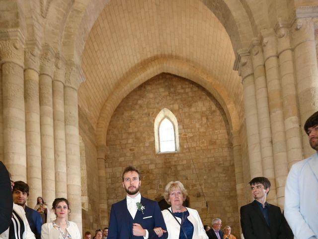 Le mariage de Thibaut et Mathilde à Vaux-sur-Mer, Charente Maritime 20