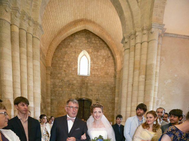 Le mariage de Thibaut et Mathilde à Vaux-sur-Mer, Charente Maritime 22