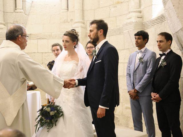Le mariage de Thibaut et Mathilde à Vaux-sur-Mer, Charente Maritime 24