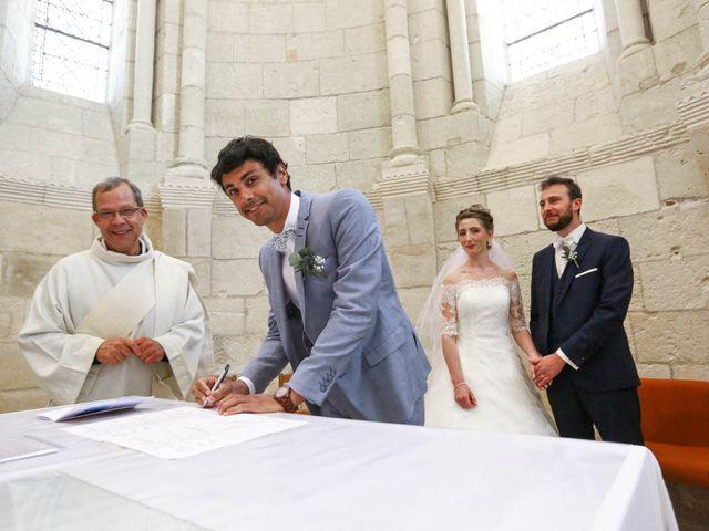 Le mariage de Thibaut et Mathilde à Vaux-sur-Mer, Charente Maritime 34