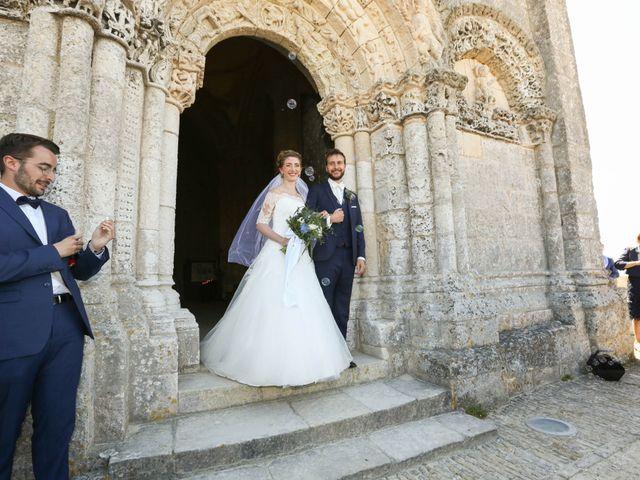 Le mariage de Thibaut et Mathilde à Vaux-sur-Mer, Charente Maritime 36