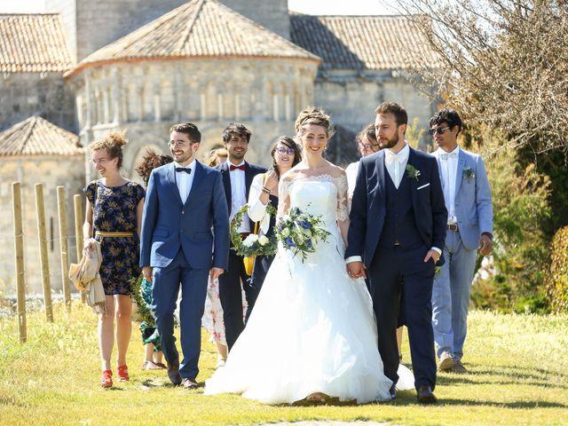 Le mariage de Thibaut et Mathilde à Vaux-sur-Mer, Charente Maritime 48