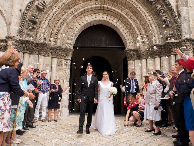 Le mariage de Cyprien et Anne-Coline à Cognac, Charente 20