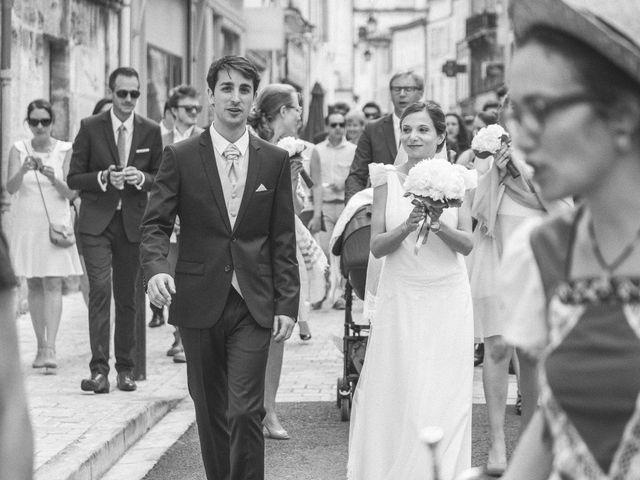 Le mariage de Cyprien et Anne-Coline à Cognac, Charente 23