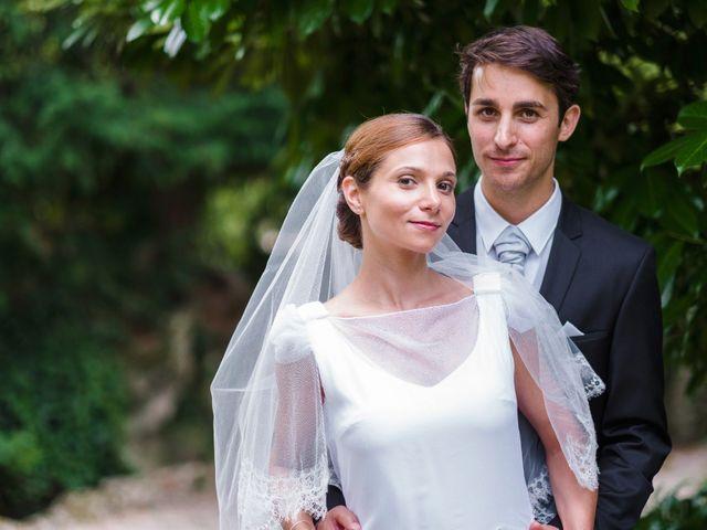Le mariage de Cyprien et Anne-Coline à Cognac, Charente 25
