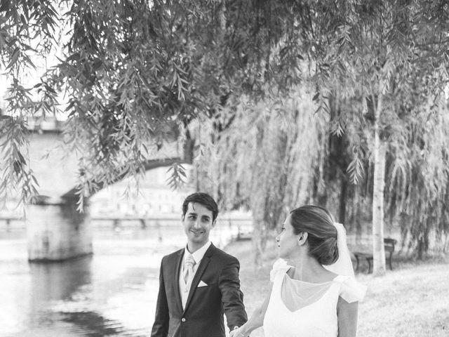 Le mariage de Cyprien et Anne-Coline à Cognac, Charente 30