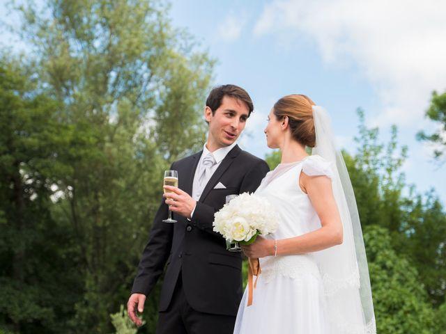 Le mariage de Cyprien et Anne-Coline à Cognac, Charente 37