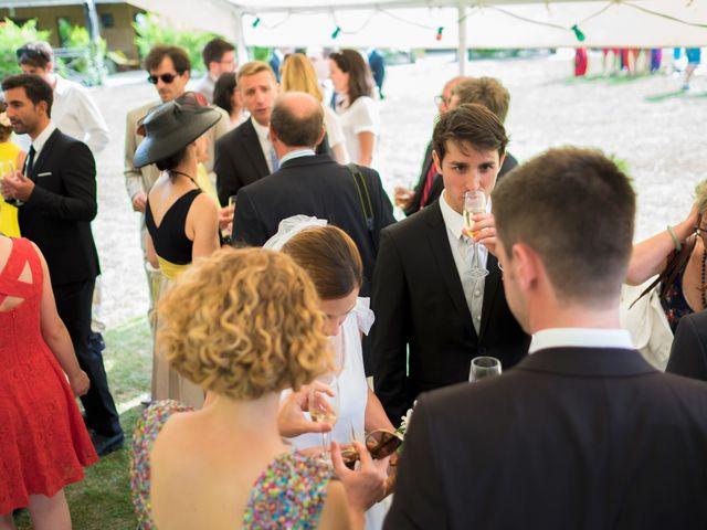 Le mariage de Cyprien et Anne-Coline à Cognac, Charente 43