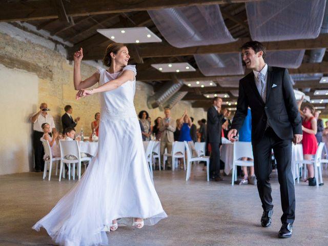 Le mariage de Cyprien et Anne-Coline à Cognac, Charente 64