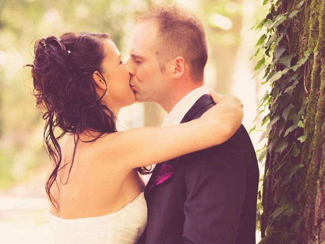 Le mariage de Mickael et Audrey à Wissembourg, Bas Rhin 6