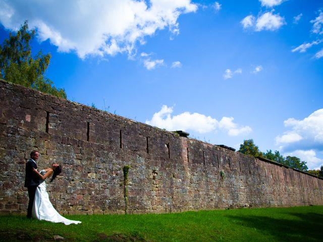 Le mariage de Mickael et Audrey à Wissembourg, Bas Rhin 12