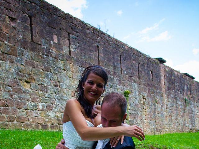 Le mariage de Mickael et Audrey à Wissembourg, Bas Rhin 13