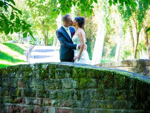 Le mariage de Mickael et Audrey à Wissembourg, Bas Rhin 14