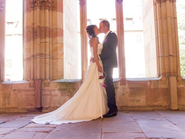 Le mariage de Mickael et Audrey à Wissembourg, Bas Rhin 1