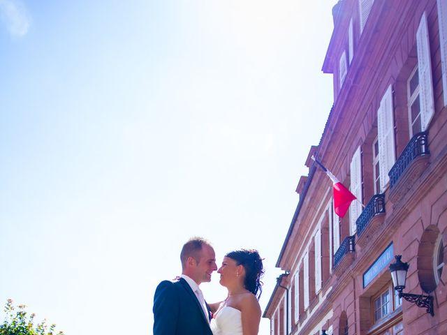 Le mariage de Mickael et Audrey à Wissembourg, Bas Rhin 15