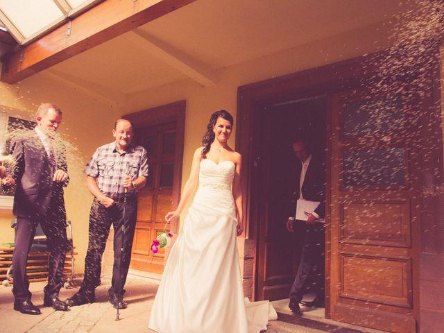 Le mariage de Mickael et Audrey à Wissembourg, Bas Rhin 17