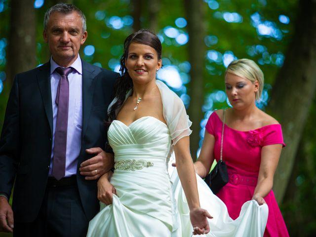 Le mariage de Mickael et Audrey à Wissembourg, Bas Rhin 21