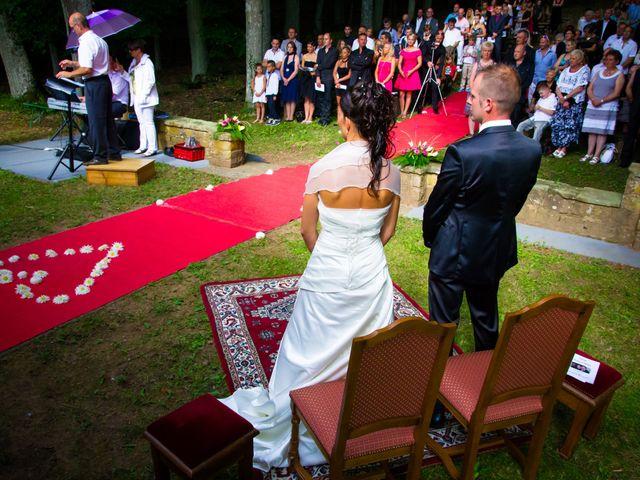 Le mariage de Mickael et Audrey à Wissembourg, Bas Rhin 22