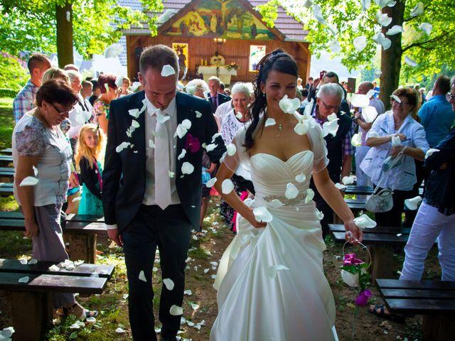 Le mariage de Mickael et Audrey à Wissembourg, Bas Rhin 27