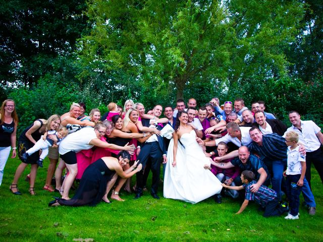 Le mariage de Mickael et Audrey à Wissembourg, Bas Rhin 29