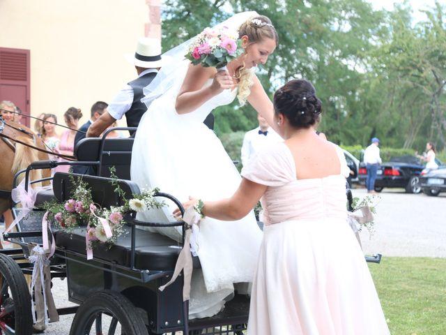Le mariage de Kévin et Catherine à Raedersheim, Haut Rhin 16