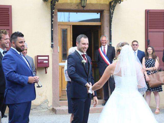 Le mariage de Kévin et Catherine à Raedersheim, Haut Rhin 18