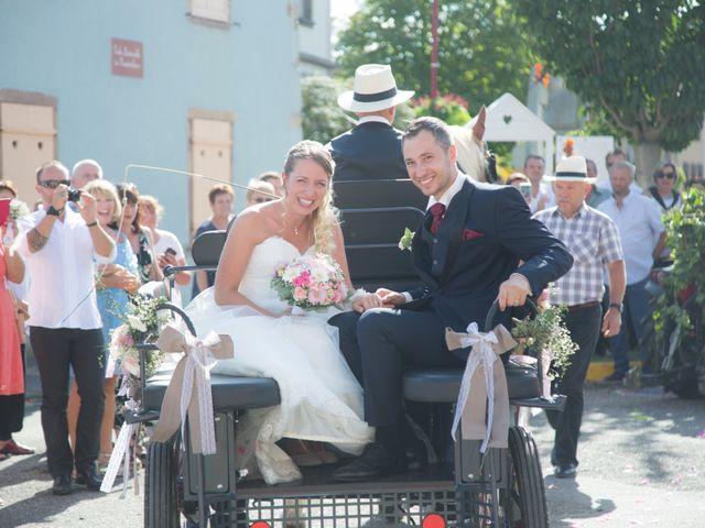 Le mariage de Kévin et Catherine à Raedersheim, Haut Rhin 28
