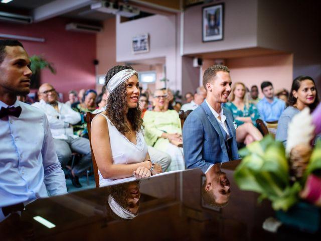 Le mariage de Pierre-Alain et Elodie à Les Trois-Îlets, Martinique 4