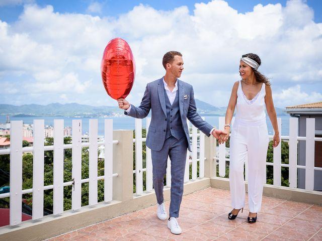 Le mariage de Pierre-Alain et Elodie à Les Trois-Îlets, Martinique 7