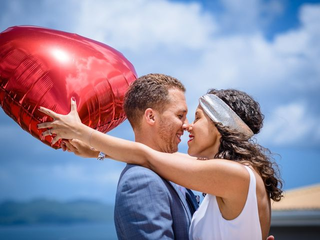 Le mariage de Pierre-Alain et Elodie à Les Trois-Îlets, Martinique 8