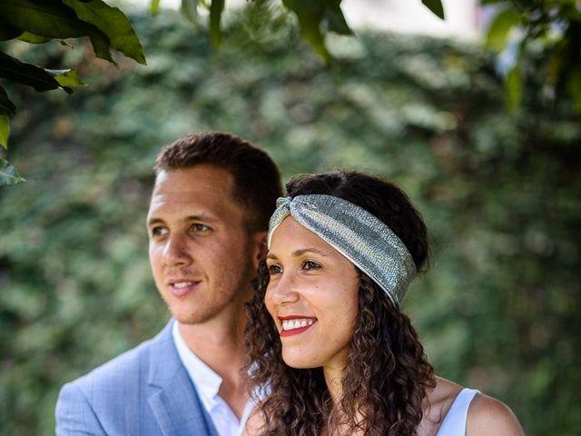 Le mariage de Pierre-Alain et Elodie à Les Trois-Îlets, Martinique 9