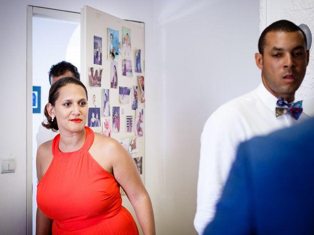Le mariage de Pierre-Alain et Elodie à Les Trois-Îlets, Martinique 15