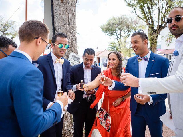 Le mariage de Pierre-Alain et Elodie à Les Trois-Îlets, Martinique 23