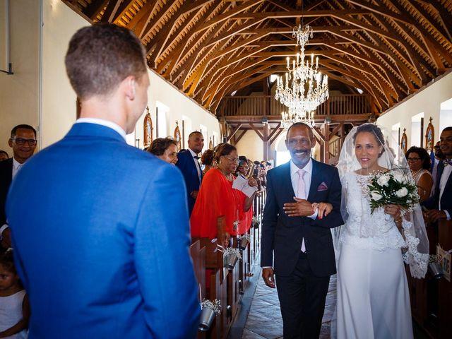 Le mariage de Pierre-Alain et Elodie à Les Trois-Îlets, Martinique 24